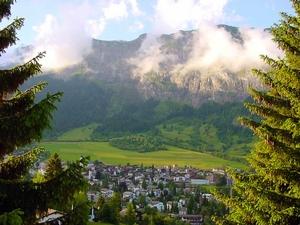 Швейцарските Алпи
