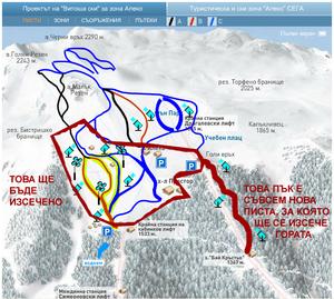 Трябва ли да бъде спрян проекта на Витоша ски?