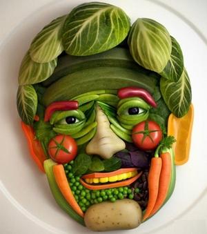 За кои органи са полезни отделни плодове и зеленчуци?
