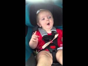 Бебе обича Кейти Пери!!