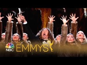 Изпълнението на Weird Al Yankovic на Наградите Еми 2014!