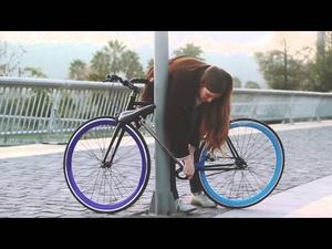 Създадоха прототип на колело, което не може да се открадне!