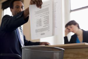Грешките, които кандидатите за работа допускат...