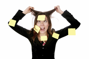 Как да се справите със стреса на работното място