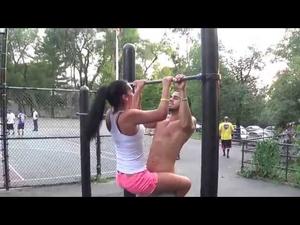 Фитнес тренировки за двойки