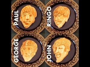 Вижте как се правят The Beatles палачинки. Изумително!
