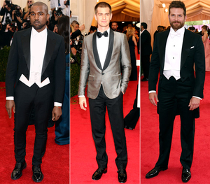 Най-стилните мъже на Met Gala 2014