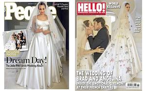 Брад и Анджелина разкриват още детайли от сватбата си!