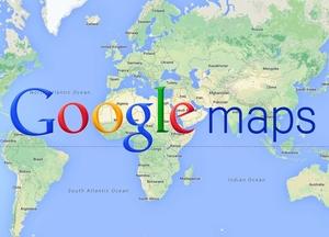 Тайните на Google Maps