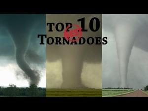 Топ 10 торнадо в САЩ